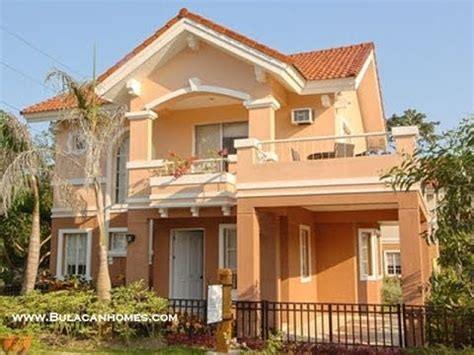 camella homes design with floor plan house and lot for sale in bulacan malolos emerald model
