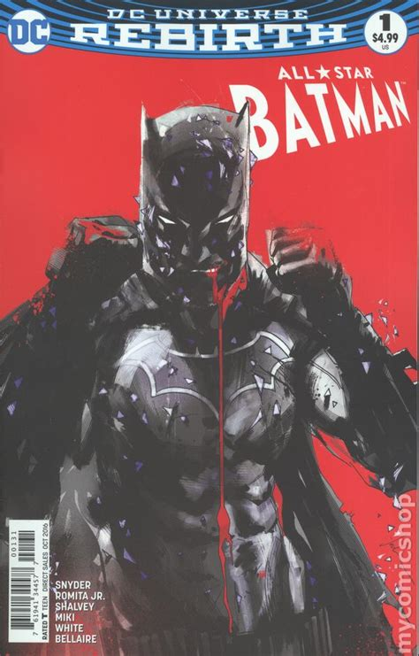 libro all star batman 2016 vol comic books in batman