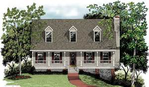 story and a half house house plan 92423 at familyhomeplans com