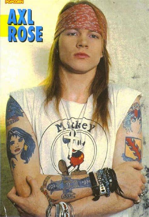 Axl Rose Ang Eddie Halloween Pinterest More Axl Rose Axl Tattoos Buy