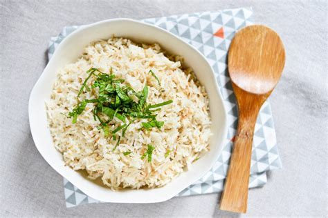 coconut spiced rice in the rice cooker recipe chocolate zucchini
