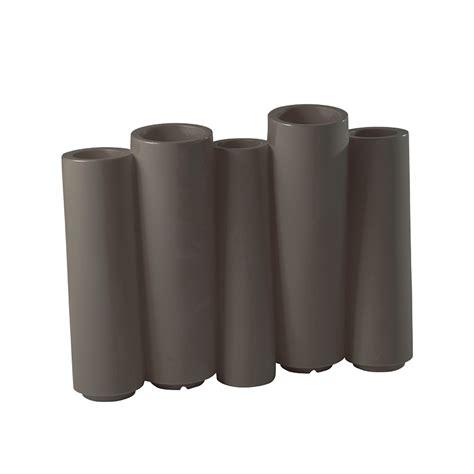 slide vasi slide vaso bamboo cioccolato polietilene myareadesign it