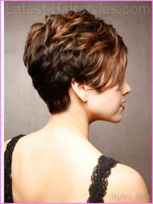 hair cuts back side short haircuts black women front and back stylesstar com