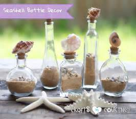 Seashell Decorations Home by Seasonal Crafts For Home