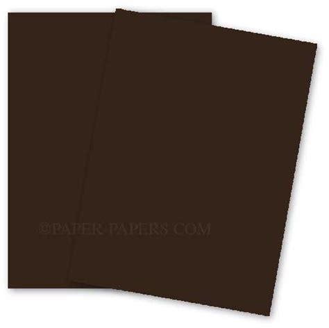 light brown cardstock paper basis colors 8 5 x 11 cardstock paper brown 80lb
