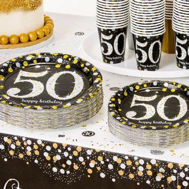 Party Deko zum 50. Geburtstag   PartyCity.DE