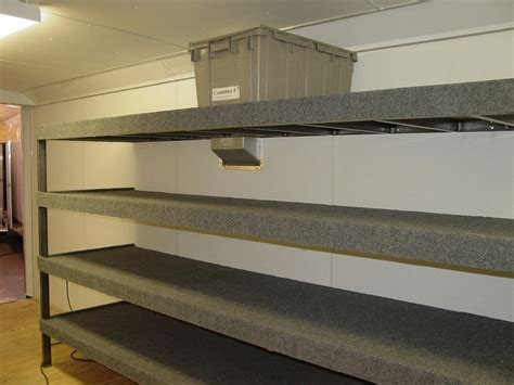 enclosed trailer shelves car interior design