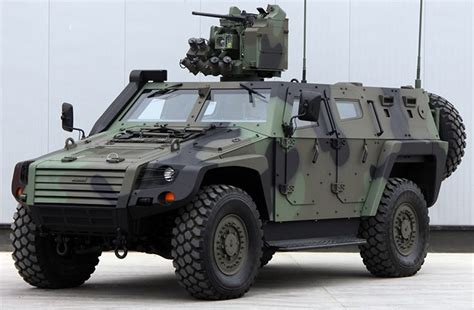 armored vehicles armored cars otokar cobra ii 21st century arms race