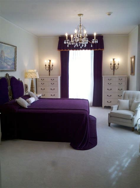 what color curtains go with purple walls bedroom awesome deep purple bedroom ideas lavender walls