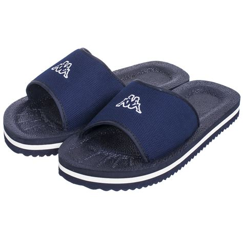 bath slippers kappa leisure slippers unisex bath slippers s s