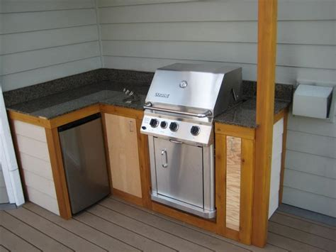 Diy Outdoor Kitchen Cabinets How To Build Outdoor Kitchen Cabinets