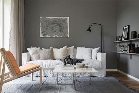 a dreamy scandinavian home in grey tones daily