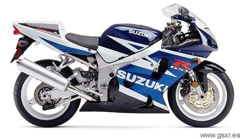 2003 Suzuki 750 Gsxr Suzuki Gsx R 750 2003 El De Las Motos Suzuki Gsx R
