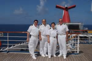 Cruise Line Security by Carnival Names 1st Security Chier