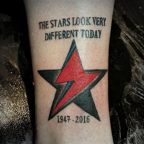 david bowie lightning bolt tattoo 17 best images about david bowie tattoos on