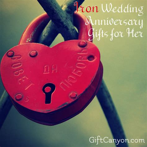 Wedding Anniversary Gift Iron by Traditional 6th Wedding Anniversary Gifts For Iron