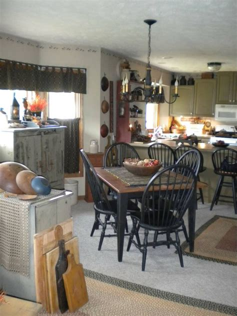 Primitive Dining Room Tables 25 Best Ideas About Primitive Dining Rooms On Pinterest
