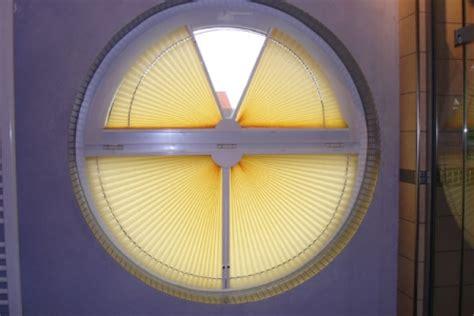 Sichtschutz Runde Fenster by Plissee 40621 Faltrollo F 252 R Rundbogenfenster Kreis