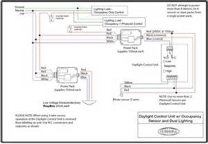 vacancy sensor wiring diagram