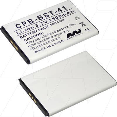 Batre Battery Baterai Sony Ericsson Bst 43 Original 100 sony ericsson bst 41 replacement battery au 19 95 fre