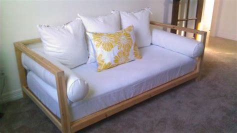 build an outdoor daybed hgtv builders showcase 2x2 double sided daybed the design