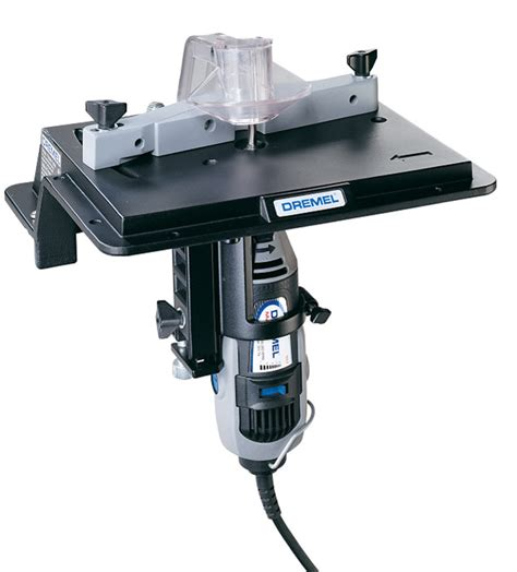 dremel 231 shaper router table power rotary tool