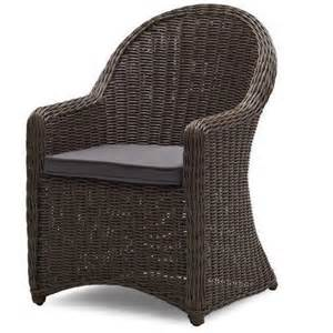 Small Bistro Chair Cushions Wicker Seating Chair Cushion All Weather Curve Bistro Seat Outdoors Sit Chairs