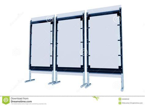 display stand 3d stock illustration image of presentation 32690532