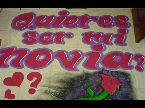 imagenes de graffitis de quieres ser mi novia graffitis que digan quieres ser mi novia 3d