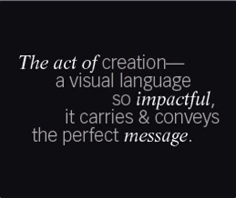 Visual Communication Design Quotes | quotes about visual communication quotesgram