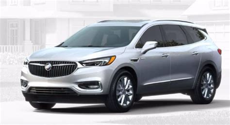 new buick 2018 enclave all new 2018 buick enclave quirk buick gmc