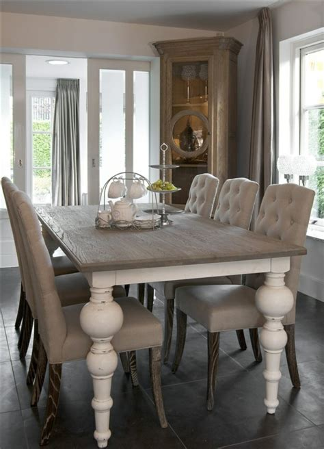 rustic dining table and its place in the rural dining room fresh design pedia
