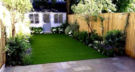 Small Garden Landscaping Ideas Small Garden Design Ideas With Cool Outdoor Living Furniture Homelk