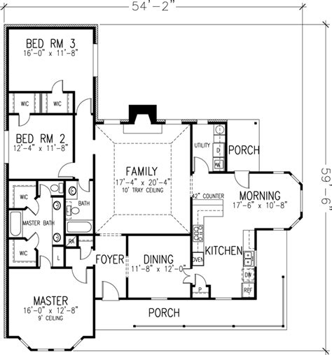 house plan 1978 country style house plans 1978 square foot home 1