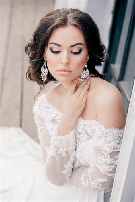 Braut Lange Haare by 55 Brautfrisuren Stilvolle Haarstyling Ideen F 252 R Lange Haare