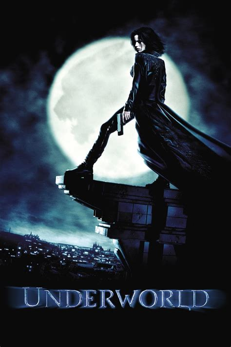 underworld film poster underworld 2003 posters the movie database tmdb