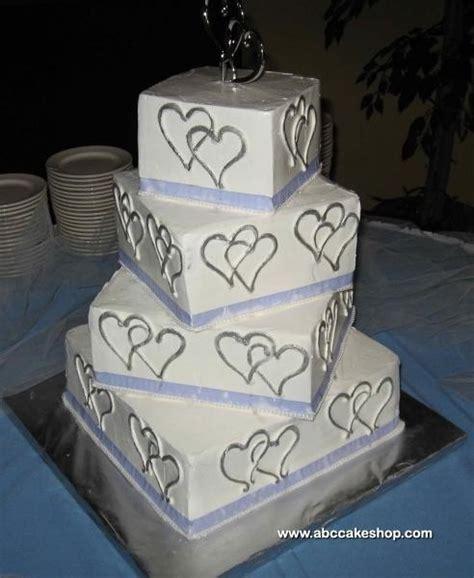 Two hearts one love wedding cake   Wedding Ideas