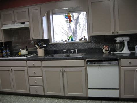 faux kitchen backsplash faux tin backsplash de leon texas all home design ideas