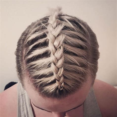 Braided Hairstyles On by Braids For 15 Braided Hairstyles For Guys