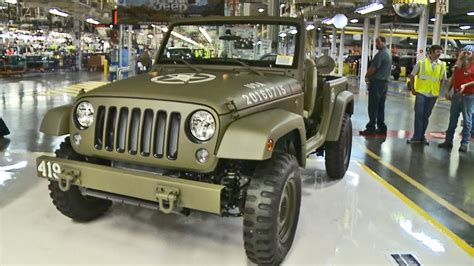 Mb Jeep Jeep Celebrates 75 Years With This Willys Mb Inspired