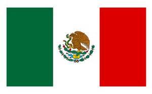 le drapeau du mexique voyager au mexique
