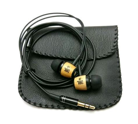 Jbl M330 Wood by Headset Jbl M330 Wood Original With Microphone Free Leather