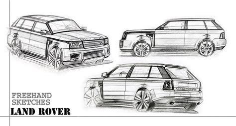 land layout sketch land rover 2012 by mentosdesign on deviantart