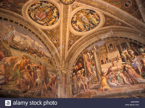 fresco michelangelo michelangelo fresco stockfotos michelangelo fresco
