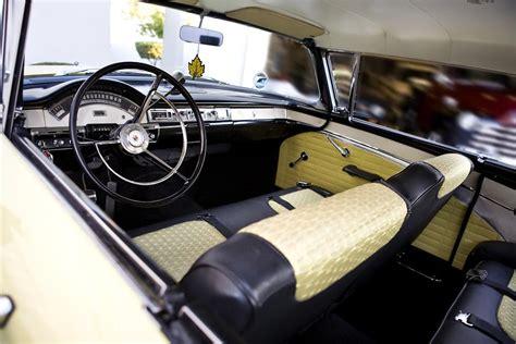 Car Interior Upholstery Cleaner 1957 Ford Fairlane 500 2 Door Hardtop 81798