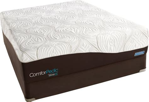 Comforpedic Mattress Review by Comforpedic From Beautyrest Sophisticated Comfort Mattresses