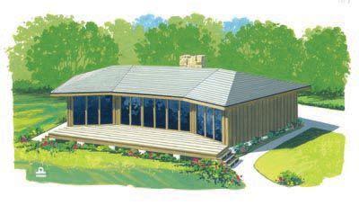 Simple Lake House Dream Cabin Pinterest Simple Lake House Floor Plans