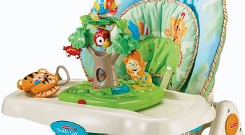 Fisher Price Rainforest Healthy Care High Chair by Discover Best Baby High Chairs Reviews Ratings 2017