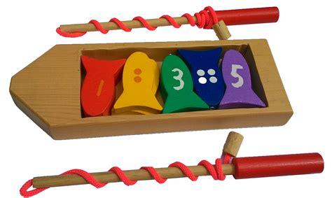 Puzzle Mancing by Perahu Mancing Mainan Kayu
