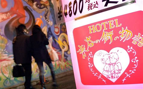 theme love hotel shibuya japan might convert their love hotels for the olympics